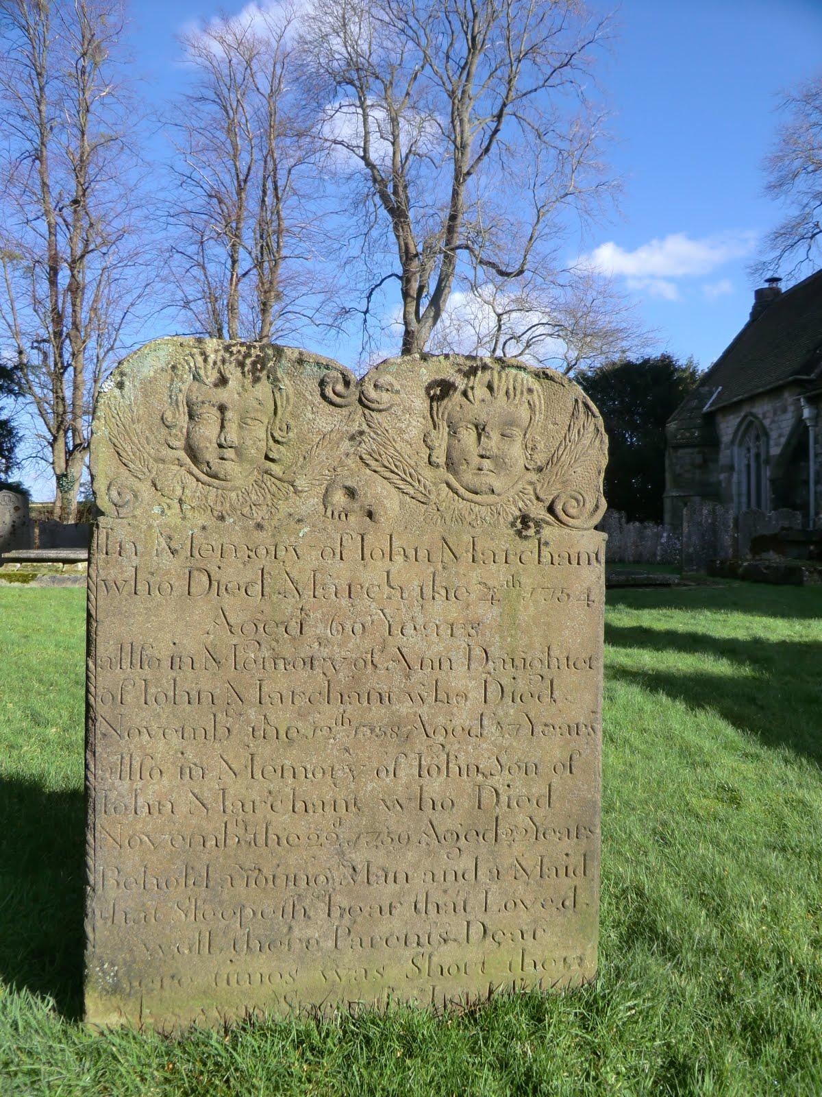 CIMG9931 Gravestone, Penshurst churchyard