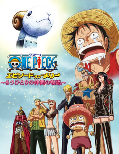 One Piece : Episode of Merry – The Tale of One More Friend [ซับไทย]