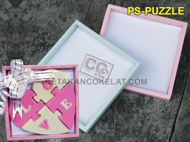 Kemasan Coklat Casing Mika PS-Puzzle TTC110