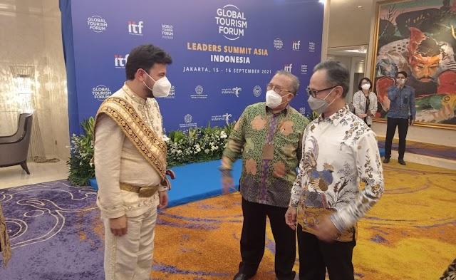 Mahendra Siregar: GTF Leaders Summit Asia Jadi Konferensi Internasional Pertama di Asia
