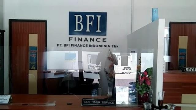Ditinggal Masuk ke Kantor BFI Cabang Bojonegoro, Satu Unit Sepeda Motor Raib