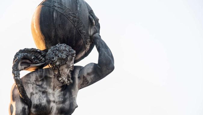 Os gregos provaram que a Terra não é plana há muito tempo sem nenhum equipamento moderno.