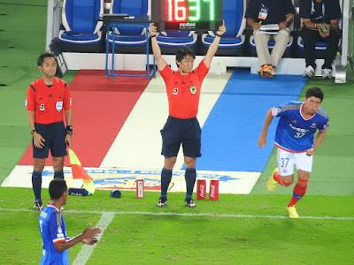 横浜F・マリノス富樫敬真とファビオ