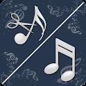 Ringtones & MP3 Cutter icon