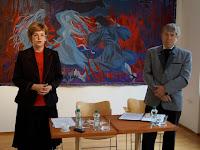 7 Pogány Erzsébet és Pásztor Csaba, a találkozó megnyitója.JPG
