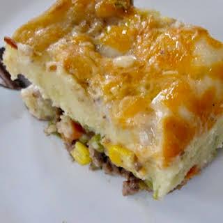 Ultimate Comfort Shepherd's Pie.