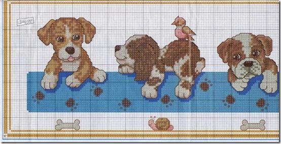 perros punto de cruz (13)