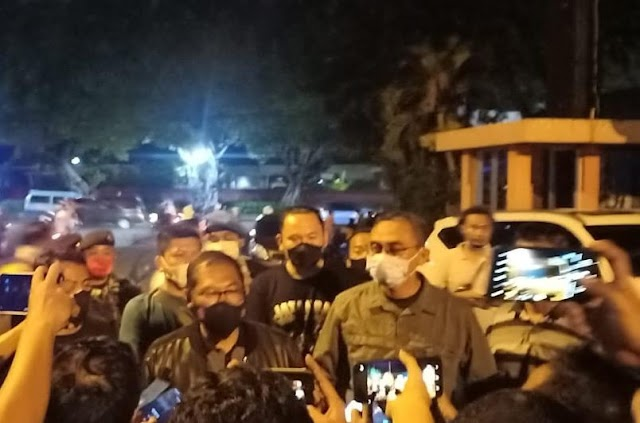 Polisi Meringkus Empat Dari Belasan Preman Pelaku Pengeroyokan Anggota TNI AL di Bungurasih