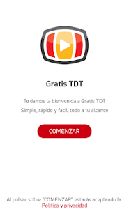 Gratis TDT - náhled