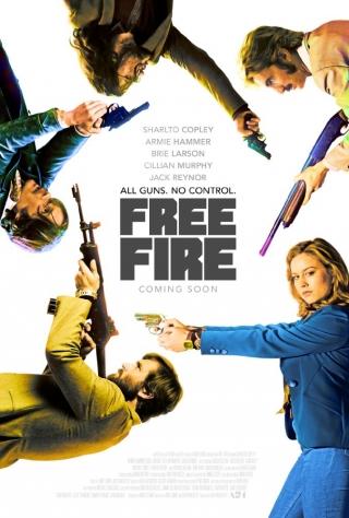 Lửa Chiến - Free Fire (2017)