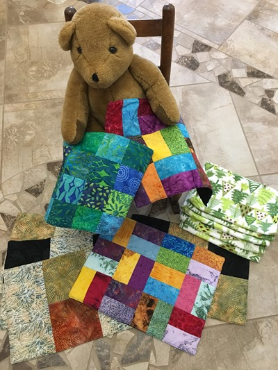 kennel quilt donation