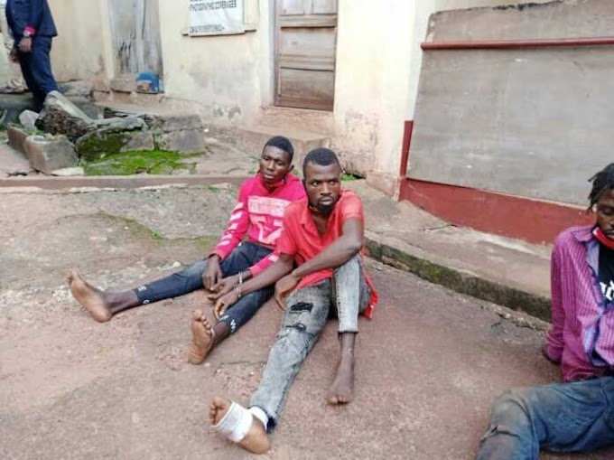 Dismissed soldier was arrested for murder and armed robbery in Enugu