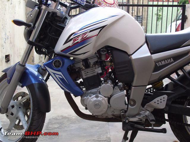 Kemampuan: Byson Upgrade Yamaha F16 Mesin Total