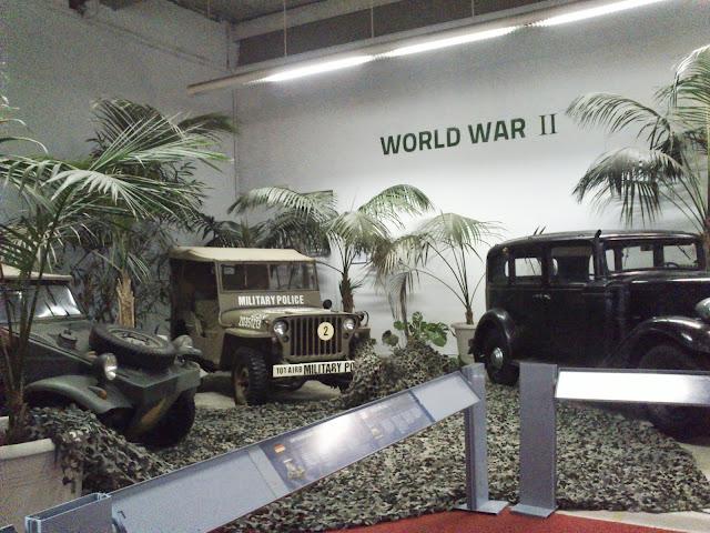 Vehículos de la Segunda Guerra Mundial