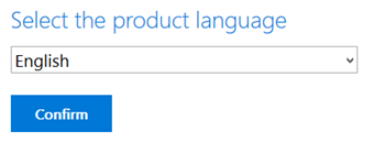 Select Windows 10 Product Language (www.kunal-chowdhury.com)
