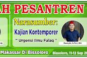 Ponpes Darul Fallaah Unismuh Makassar di Bissoloro Gelar Malam  Halaqah Pasantren rutin, Kali Ini Fokus Kajian Ilmu Falak dan Al-Hikam.
