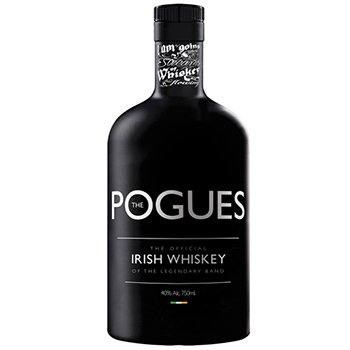 Logo for West Cork Distillers The Pogues Whisky