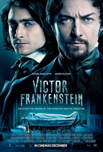 Cartel Victor Frankenstein