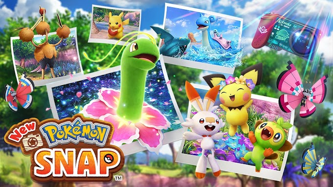 Pokémon Snap está de vuelta