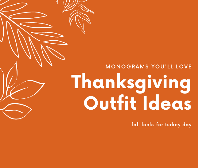 Thanksgiving outfits from Marleylilly.com