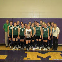 2008 Varsity Volleyball