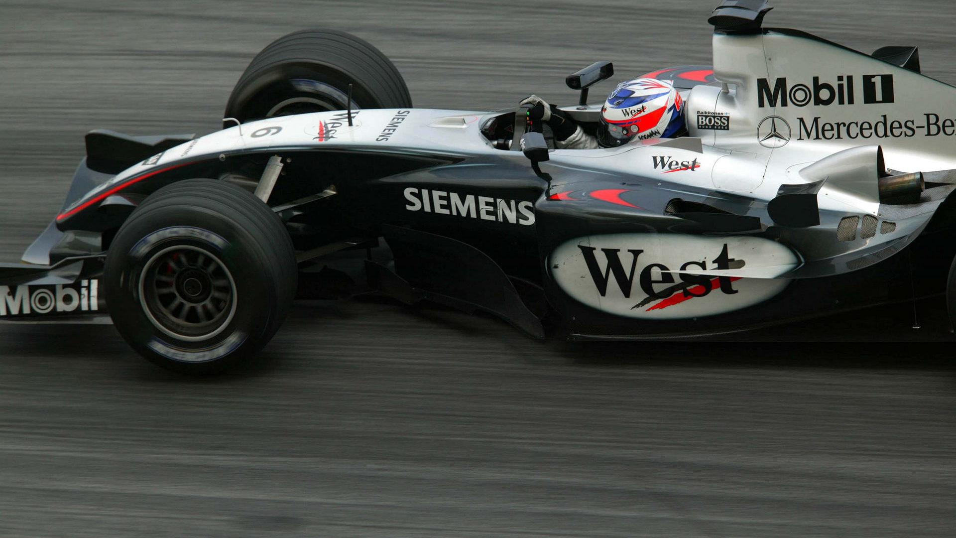 F1 wallpaper kimi raikkonen 6