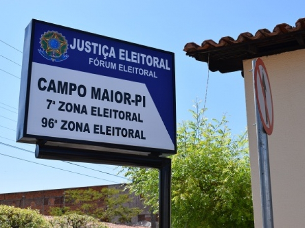 Dez locais de votação são alterados pela Justiça Eleitoral de Campo Maior