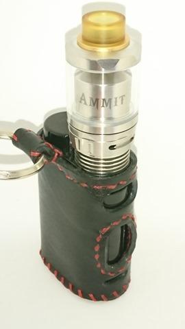 DSC 2450 thumb - 【RTA】「GEEKVAPE AMMIT デュアルコイルRTA」レビュー!ポストレスデッキと3Dエアフロー、ジュースコントロール付きAMMITのマイナーチェンジ版