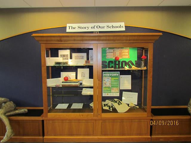 Schools exhibit.