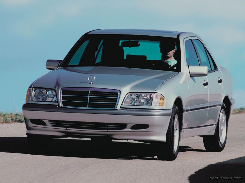 1996 mercedes benz c class sedan specifications pictures for 1996 mercedes benz c class