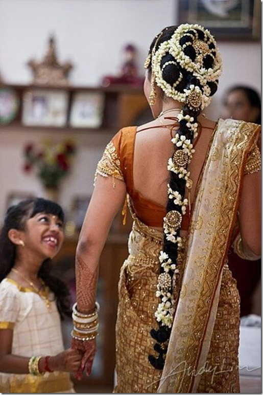 Indian Wedding Hairstyles (58)