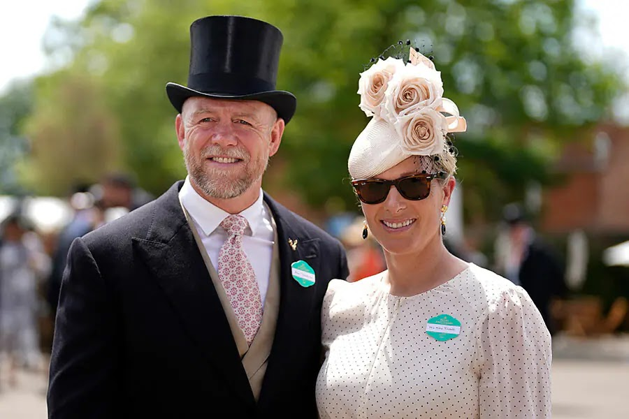 Zara Tindall, Princess Anne and Duchess Camilla Step Out for Day one of Royal Ascot - best photos