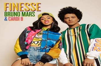 Baixar Finesse MP3 - Bruno Mars (feat. Cardi B) Remix