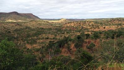 King Leopold Range