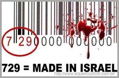 cristão e o boicote a israel sionista
