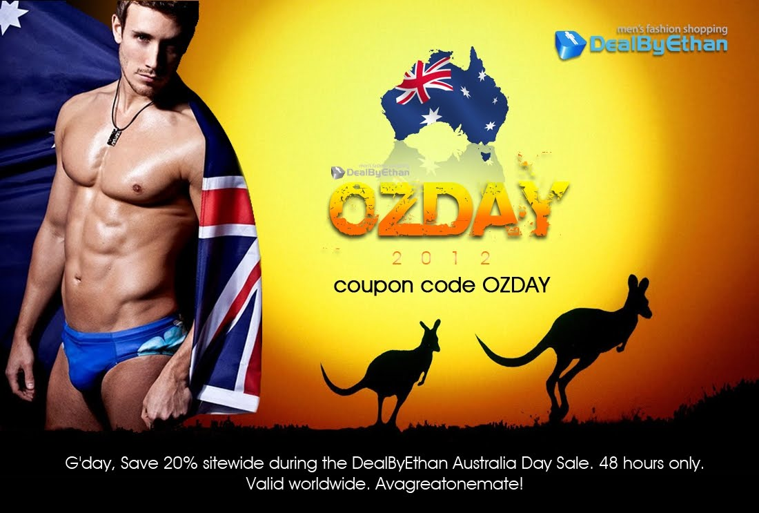 Celebrate Australia Day with DealByEthan