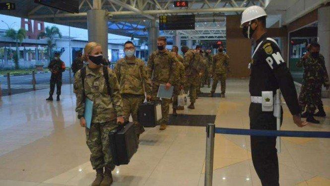 Ribuan Tentara AS Masuk Indonesia, TNI AD: Semua Ikuti Prosedur Ketat