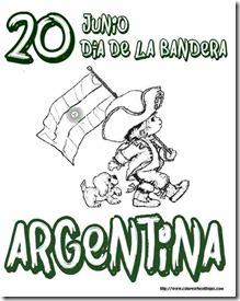bandera 20 junio 1