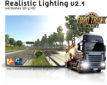 Realistic Lighting v2.1