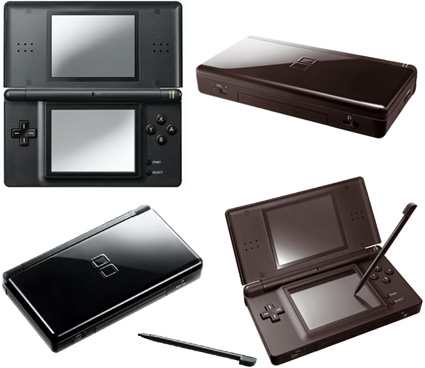 nintendo 3ds vs ds lite. Black Bedroom Furniture Sets. Home Design Ideas