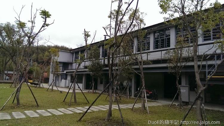 大溪老茶廠-花園
