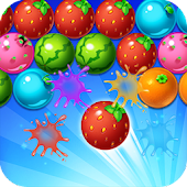 Bubble Shooter -fruit harvest