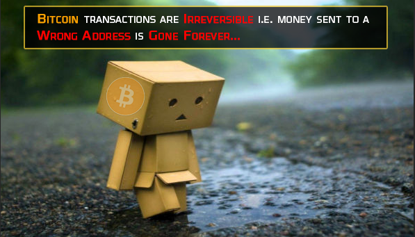 Bitcoin Is The Most Insecure Currency Ever Created In History