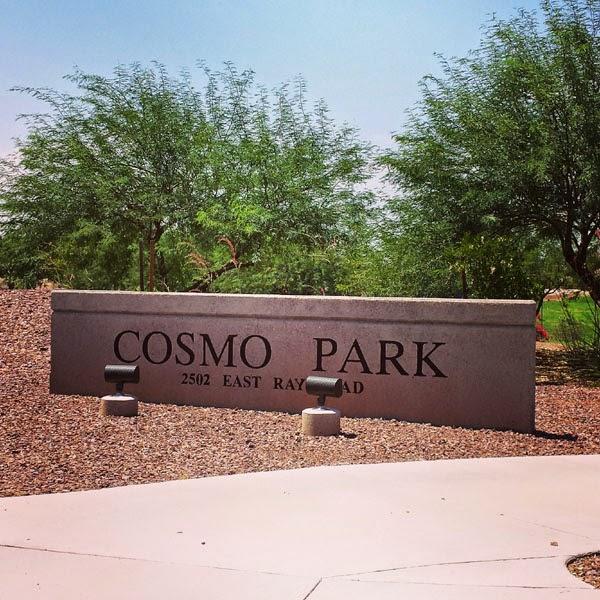 Cosmo Dog Park Gilbert AZ