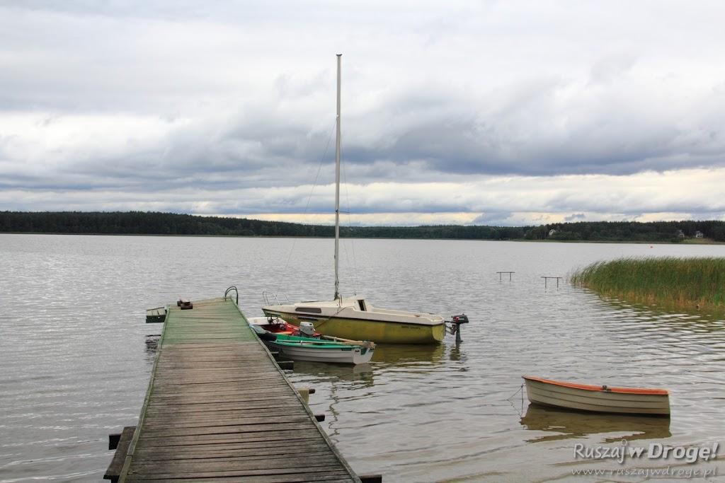 Jezioro Kałębie w Osieku