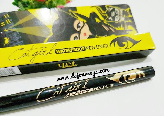 [Review] Y.E.T Catgirl Waterproof Pen Liner