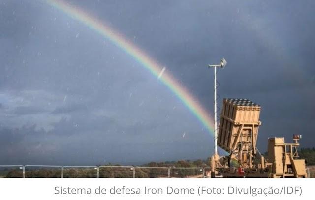 Como funciona o Iron Dome, o sistema antimísseis que protege Israel do Hamas