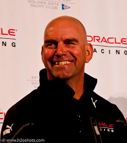 J/24 World Champion John Kostecki- now Oracle Racing tactician