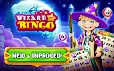 screenshot of Wizard of Bingo