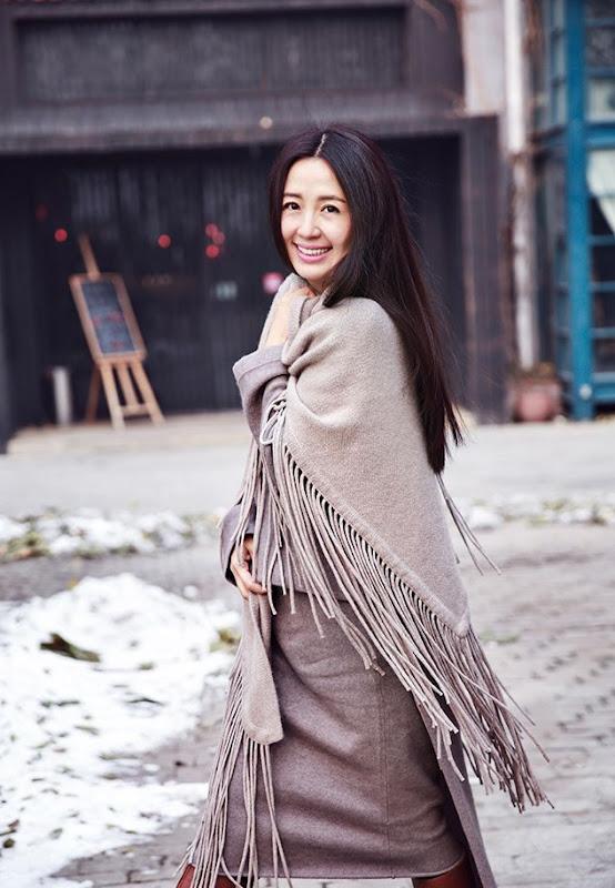 Grace Yang Tongshu China Actor